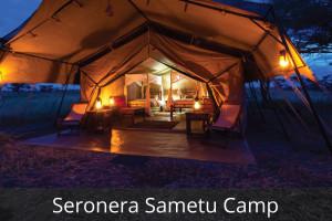 Seronera-Sametu-Camp
